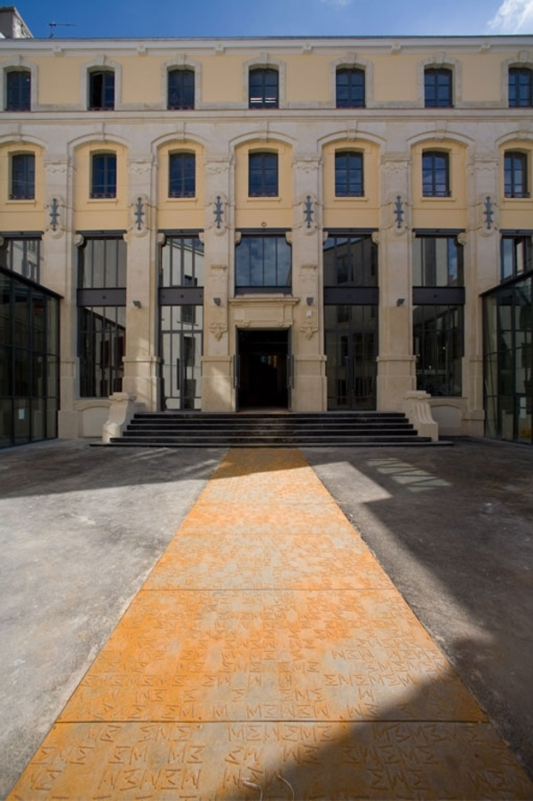 Journées du patrimoine 2018 - Visite guidée de la Maison des Métallos