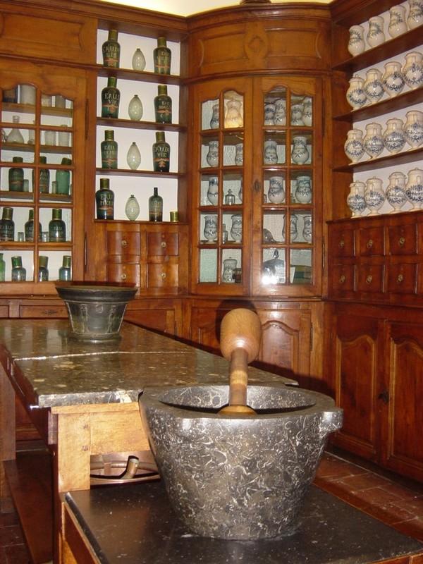 Journées du patrimoine 2017 - Visite guidée de l'ancienne pharmacie de l'Hôtel-Dieu