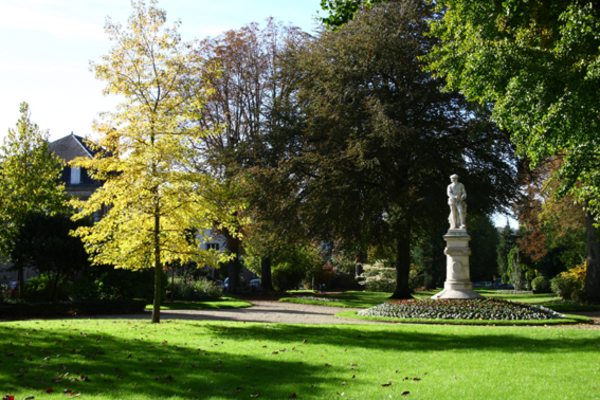 Journées du patrimoine 2018 - Square Jean Cousin