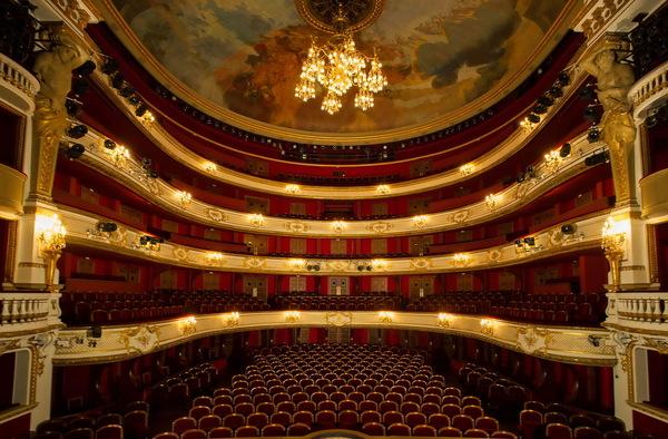 Journées du patrimoine 2017 - Visites-conférences du théâtre de la Comédie-Française