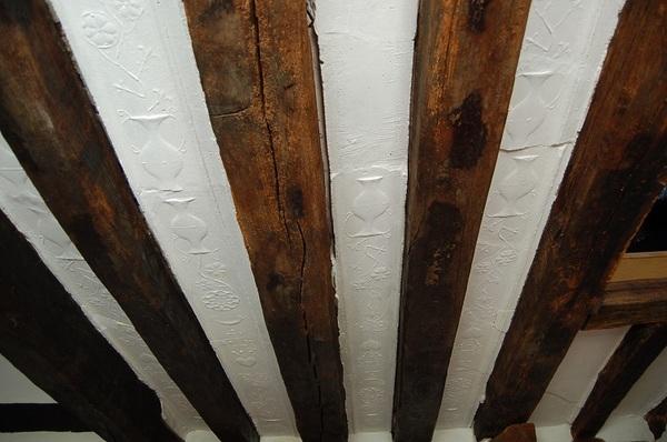 Crédits image : Plafond estrich dans la cuisine - D. Franco