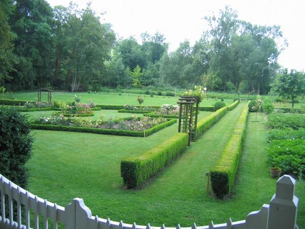 Rendez Vous aux Jardins 2018 -Parc du château de valgenceuse