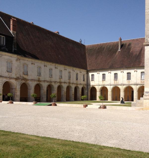 Crédits image : (c) Abbaye d'Auberive