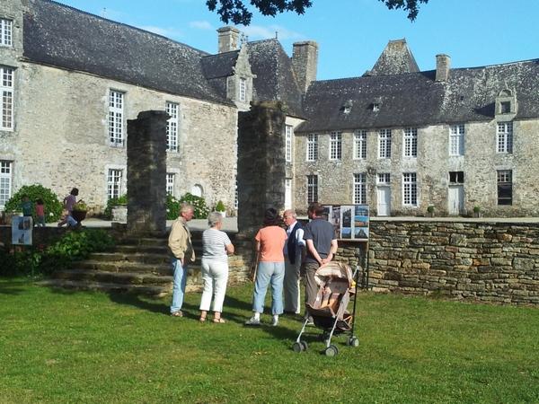 Journées du patrimoine 2018 - Découverte du lieu et de son histoire - Château de Callac