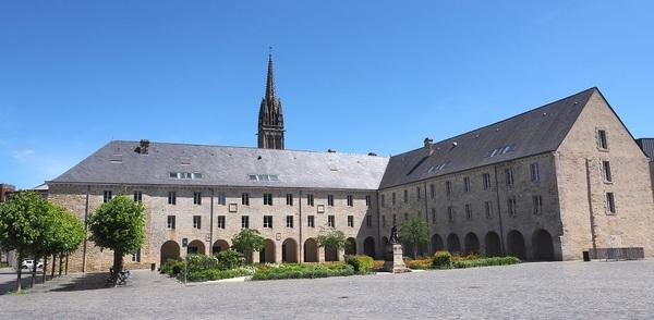 Crédits image : Quimper - Maison du Patrimoine / Médiathèque des Ursulines - Alain Gérard (27)