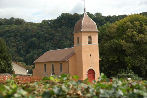 Journées du patrimoine 2018 - Visite guidée de l'église Notre-Dame des Champs à Rancenay