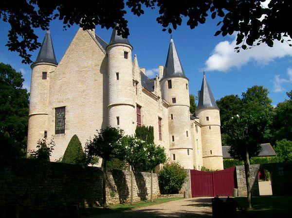Journées du patrimoine 2018 - Visite du château du Hac