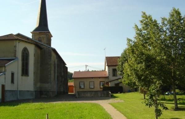 Crédits image : Eglise de Méménil - Office de Tourisme Bruyères Vallons des Vosges