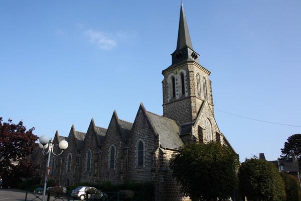 Journées du patrimoine 2020 - L'église de l'Immaculée Conception
