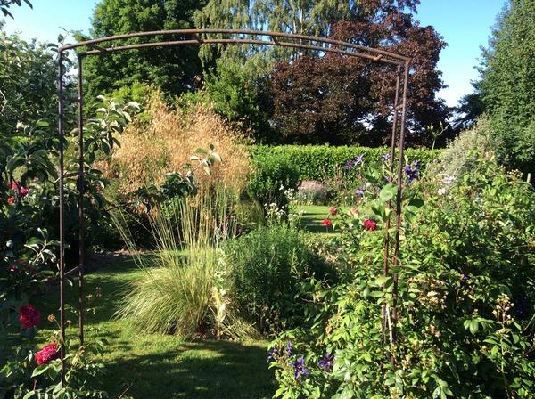 Rendez Vous aux Jardins 2018 -Jardin de l'ancienne école du village