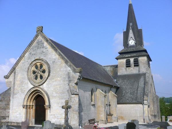 Crédits image : Église Notre-Dame © Olivier Morassi