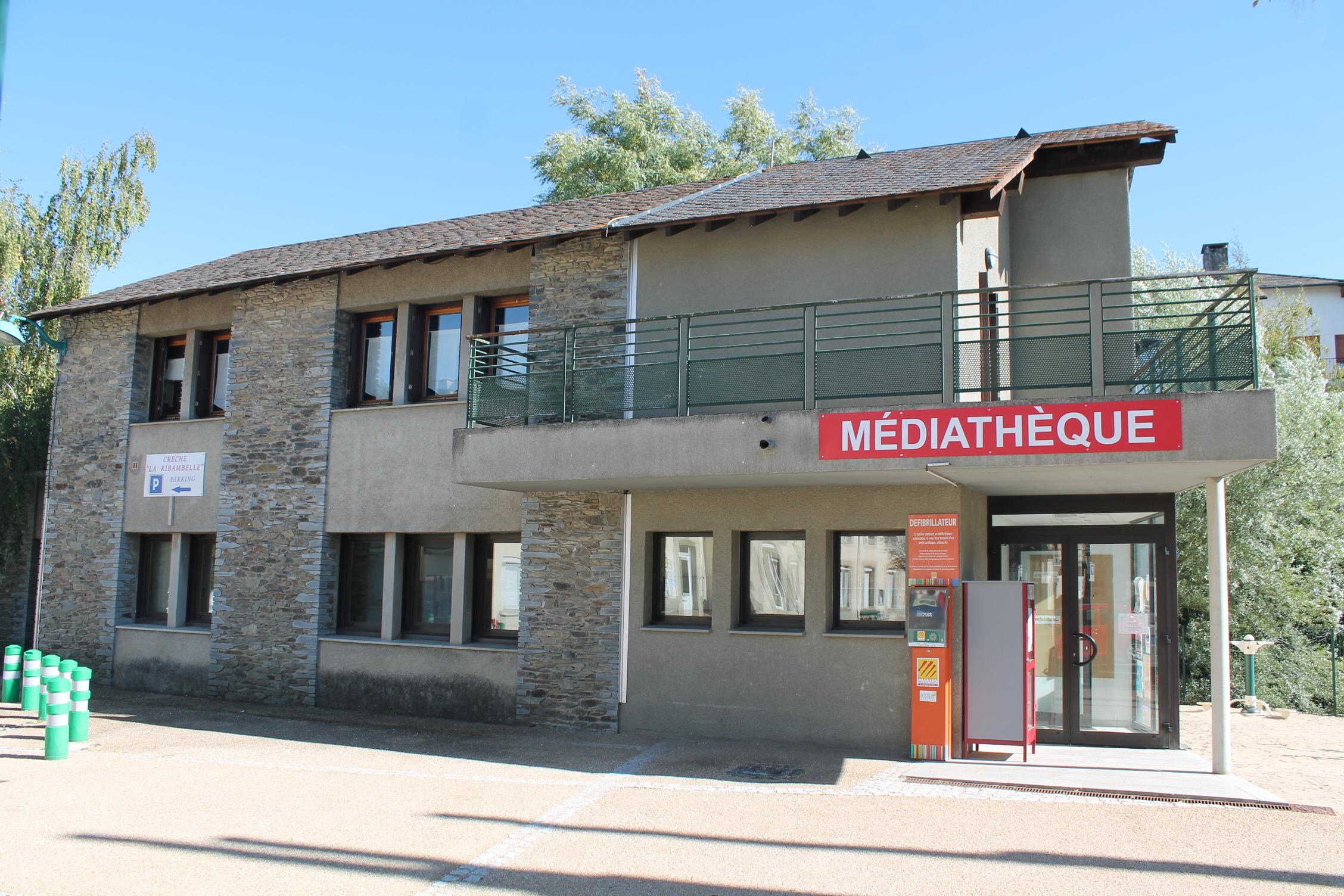 Médiathèque Bourg-Madame