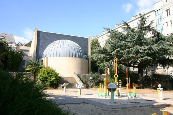 Nuit des musées 2019 -Planétarium de Nantes