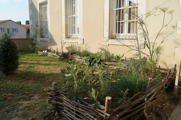 Rendez Vous aux Jardins 2018 -Jardin romain du Musée archéologique de Civaux