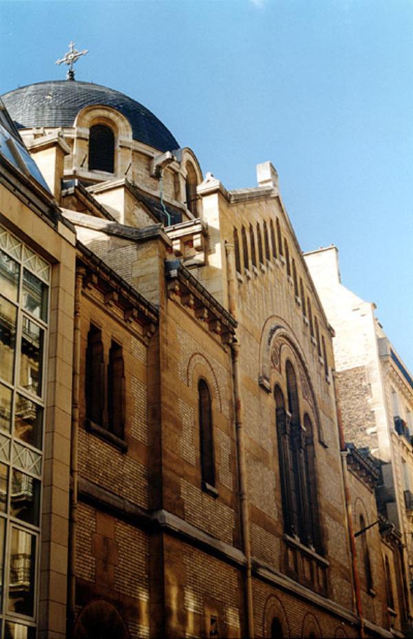 Crédits image : Cathédrale Saint-Stéphane