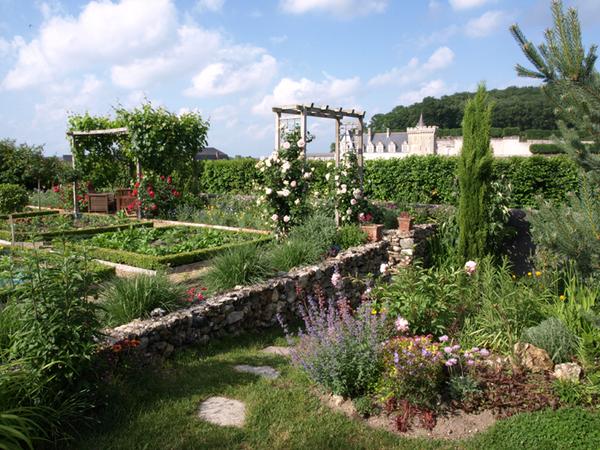 Rendez Vous aux Jardins 2018 -Jardin du Petit Villandry