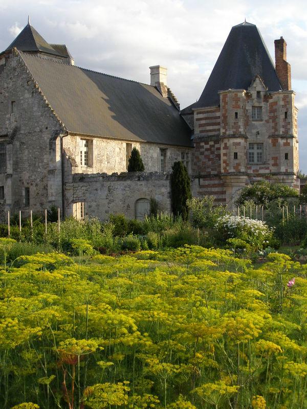 Rendez Vous aux Jardins 2018 -Jardin du Manoir du Plessis au Bois
