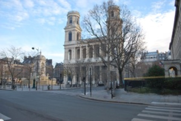 Journées du patrimoine 2020 - Visite libre de l'église Saint-Sulpice