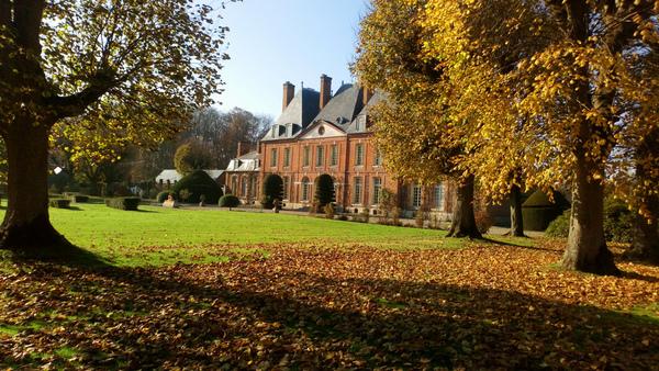 Crédits image : © Château de Mesnil-Geoffroy