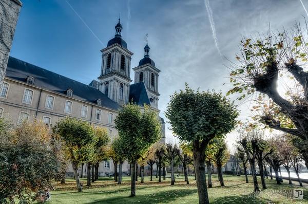 Crédits image : Abbaye des Prémontrés © Julien Pontarolo