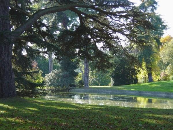 Journées du patrimoine 2017 - Histoire de Saint-Cloud et de ses jardins