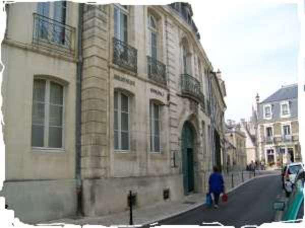 Crédits image : Ville de Bourges
