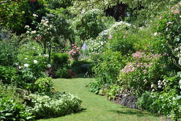 Rendez Vous aux Jardins 2018 -Jardin personnel d'André Eve