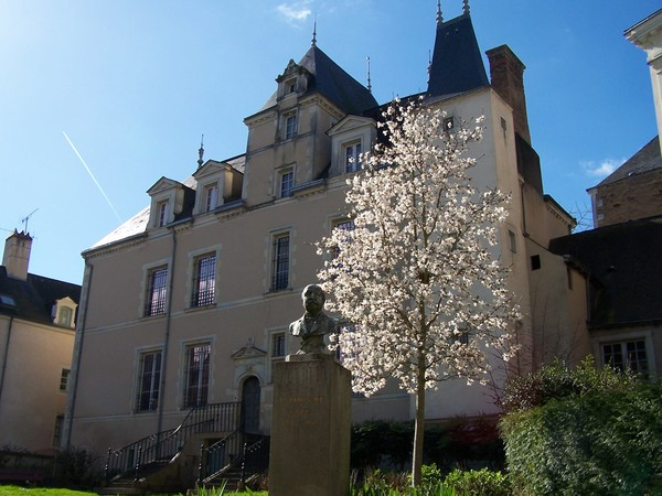 Journées du patrimoine 2017 - Musée d'Art et d'Histoire - Hôtel Fouquet