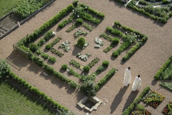 Rendez Vous aux Jardins 2018 -Jardin monastique de l'abbaye