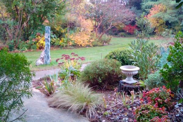 Rendez Vous aux Jardins 2018 -Le jardin de Laure