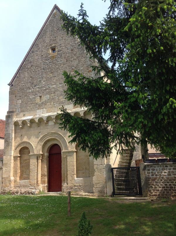 Journées du patrimoine 2017 - Le patrimoine médiéval de Drevant