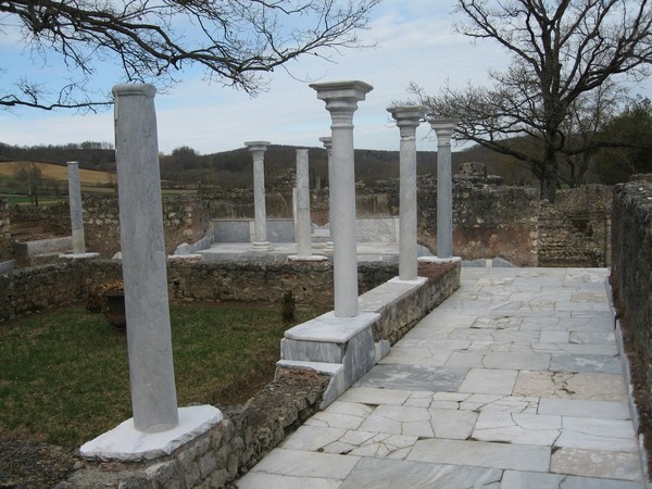 Journées du patrimoine 2017 - Découvrir une villa gallo-romaine