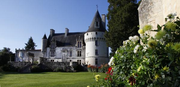 Crédits image : © Château de Crazannes