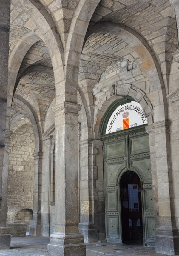 Crédits image : Chapelle Notre-Dame Libératrice