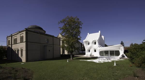 Crédits image : CAC - la synagogue de Delme