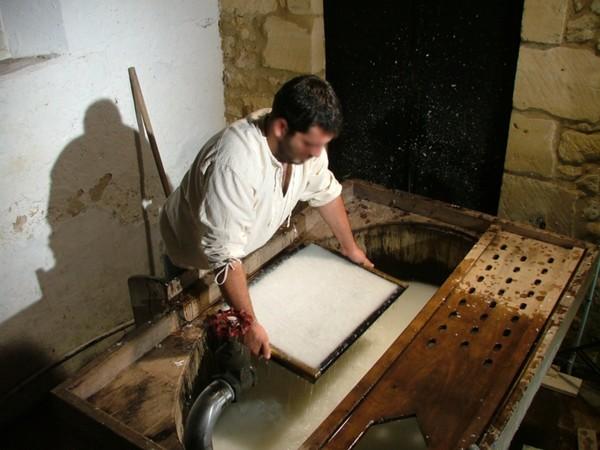 Journées du patrimoine 2017 - À la découverte de l'univers du papier