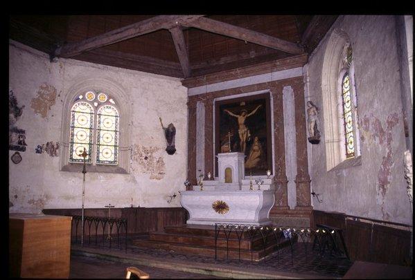 Journées du patrimoine 2017 - Visite libre de l'église Saint-Denis