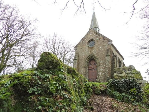 Journées du patrimoine 2017 - Visite libre de la Petite Chapelle Saint-Michel