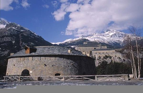 Journées du patrimoine 2017 - Redoute Marie-Thérèse - Fort de l'Esseillon
