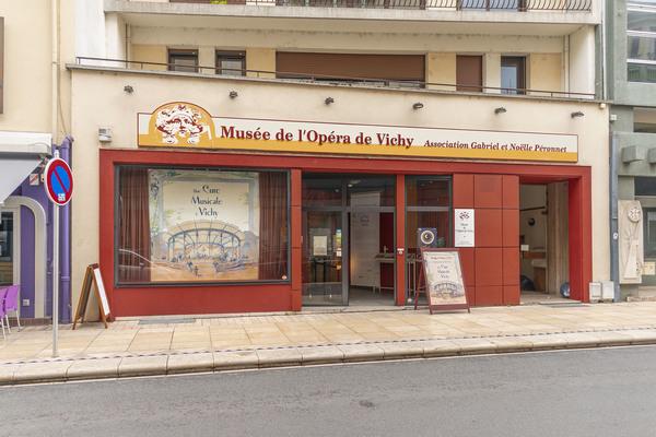 Crédits image : © Musée de l'opéra de Vichy