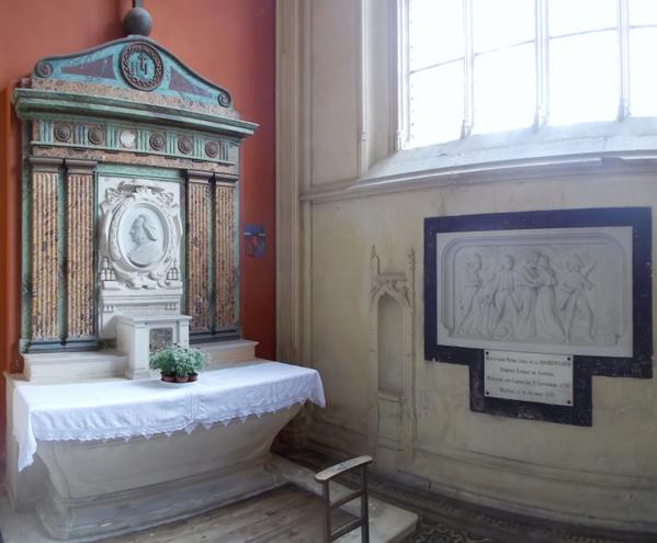 Journées du patrimoine 2017 - Visite guidée de l'église Saint-pierre