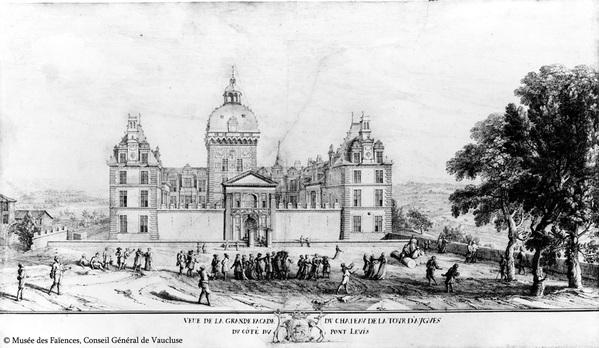 Journées du patrimoine 2017 - Visite libre du Château de La Tour d'Aigues et du Musée des Faïences