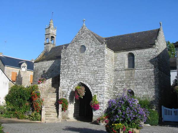 Journées du patrimoine 2019 - Visite libre - Chapelle de La Vraie-Croix