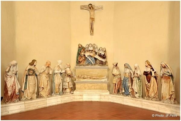 Journées du patrimoine 2017 - Visite libre de la chapelle Saint-Jacques