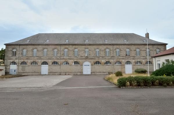 Crédits image : Arsenal dans l'ancienne BSMAT de la citadelle © S. Riandet, ville de Langres