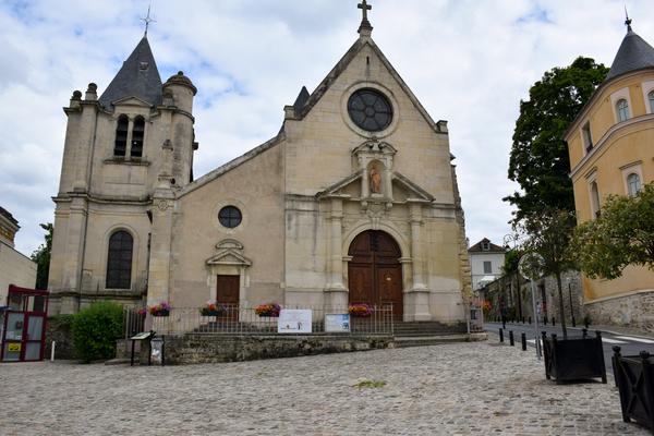Journées du patrimoine 2019 - Visite guidée de l'Eglise d'Acceul à Ecouen.