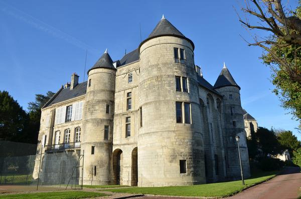 Crédits image : Château de Montataire