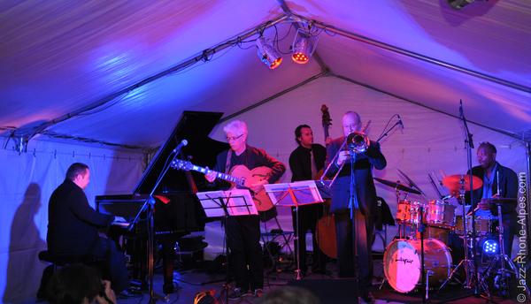 Journées du patrimoine 2017 - 9 ème festival Jazz sur les Places