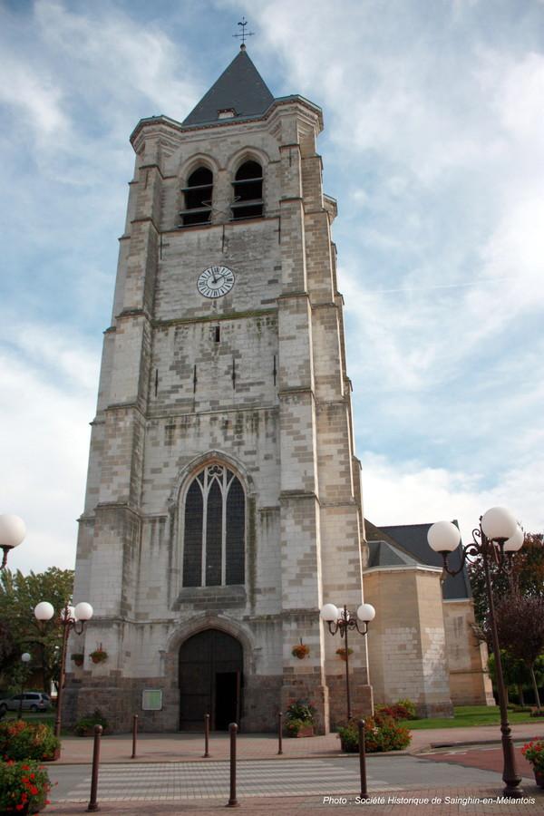 Journées du patrimoine 2017 - Visite commentée avec montée au clocher