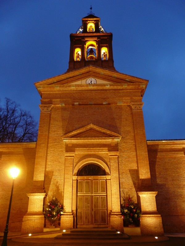 Journées du patrimoine 2017 - Visite libre de l'église Notre-Dame de l'Assomption